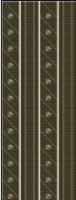 Sticker Tie Borders Olive