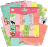 "Spring Jubilee Double-Sided Paper Pack 12""X12"""