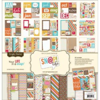 "Sn@p! Life Collection Kit 12""X12"""