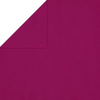 Textured Cardstock Double Dot - Mulberry