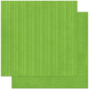 Textured Cardstock Stripes -Wasabi