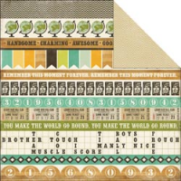 Papier This & That Charming - Border Strips