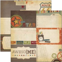 Papier Awesome - Journaling Card Elements #2
