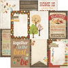 Harvest Lane - Vertical Journaling Cards