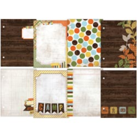 "Take A Hike Journal Inserts 6""X8"" 8/Pkg"