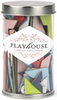 Chipboard Canister Playhouse Corners