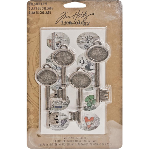 Tim Holtz - Collage Keys