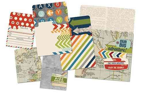Urban Traveler Memorabilia Pockets