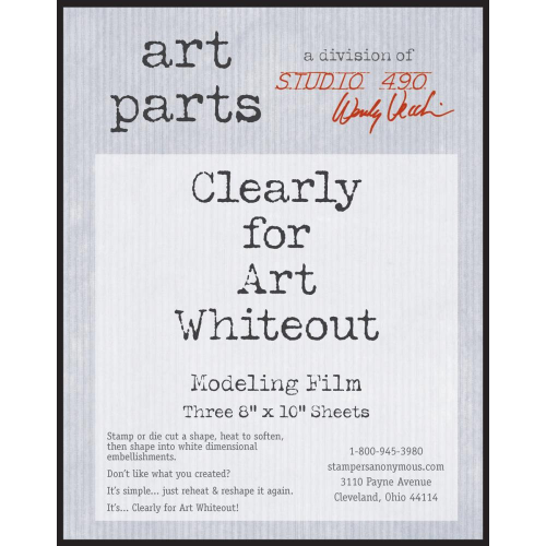 Wendy Vecchi Clearly For Art Modeling Film  - Whiteout