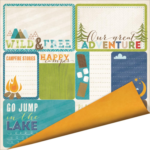 Papier Outdoor Adventure - Campfire Stories