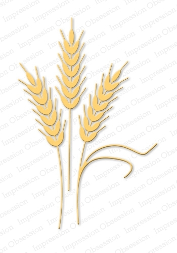 Stanzschablone Wheat