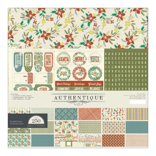 "Traditions Kit 12""x12"""