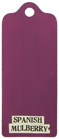 Fresco Finish Chalk Acrylic - Spanish Mulberry