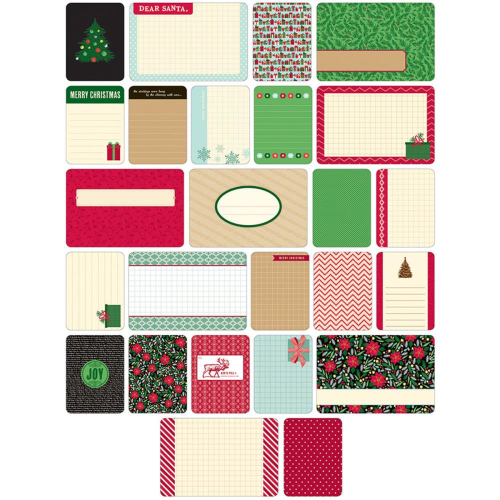 Project Life Themed Cards - Christmas