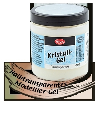 Viva Decor Kristallgel transparent
