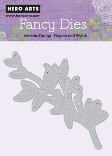 Frame Cuts - Spring Branch Fancy Die