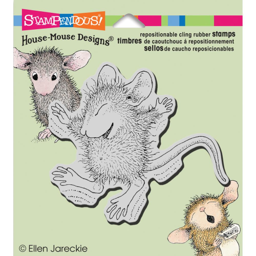 Cling - House Mouse Tiny Jumper