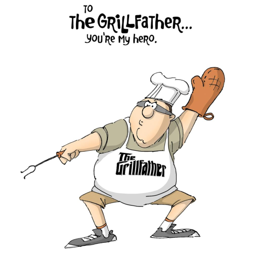 Cling - Grill Father