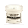 Embossingpulver Super Fine Clear
