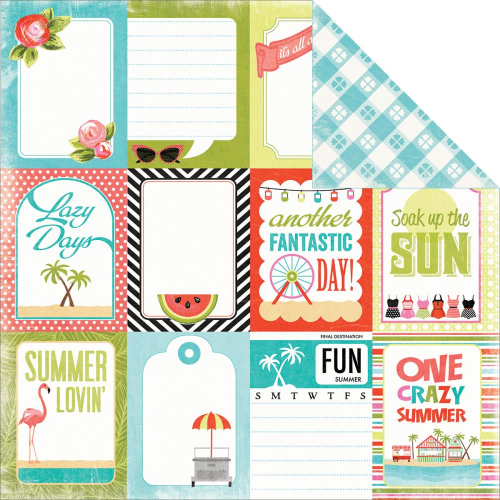 Papier Summer Lovin' - Lazy Days