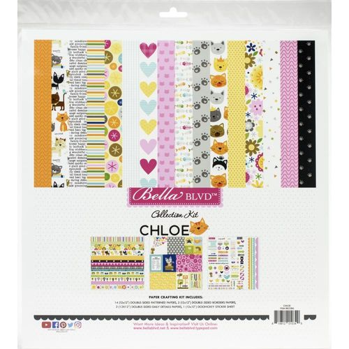 "Chloe Collection Kit 12""x12"""