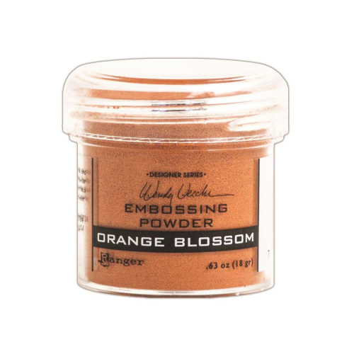 Embossingpulver Orange Blossom