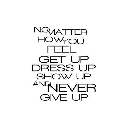 Cling - Never Give Up