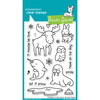 Clear Stamp - Critters in the Arctic