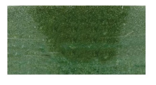 Metallic Green Embossing Powder