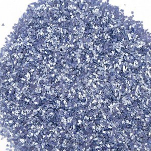 Stampendous Glass Glitter Steel Blue