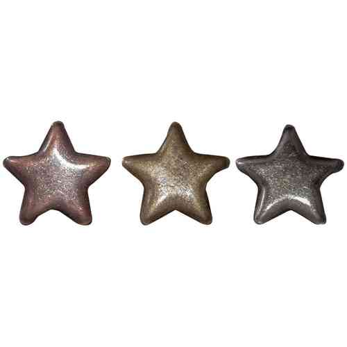 Tim Holtz - Antique Metal Paper Fasteners Star