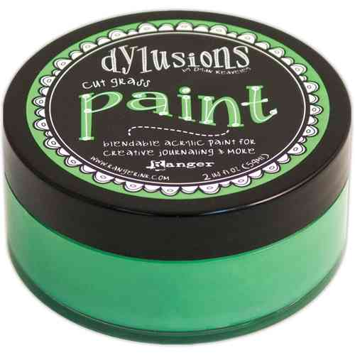 Dylusion Paint - Cut Grass