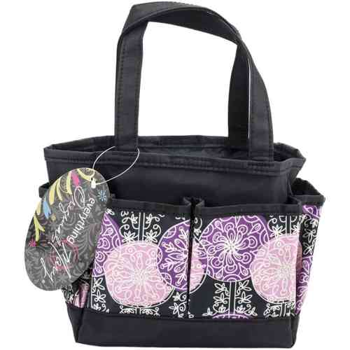 Everything Mary Mini Scrapper's Tote Purple/Pink