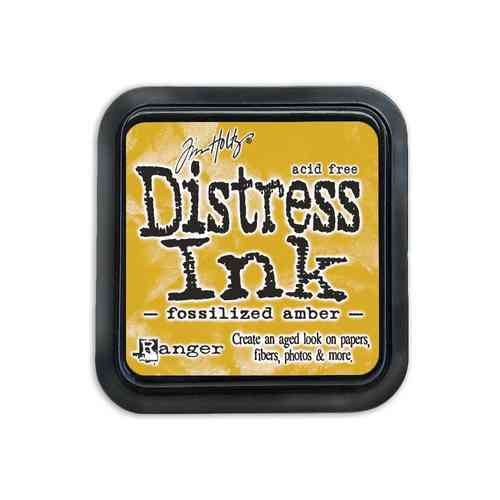 Tim Holtz Distress Stempelkissen - Fossilized Amber