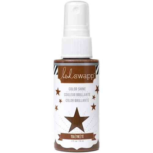 Heidi Swapp Color Shine Spritz - Tea