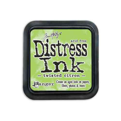 Tim Holtz Distress Stempelkissen - Twisted Citron