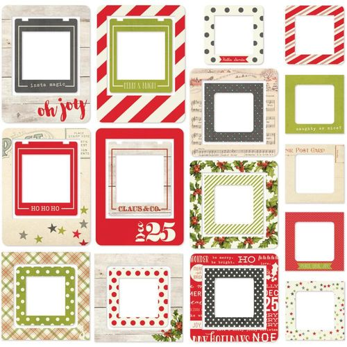 Claus & Co. Chipboard Frames