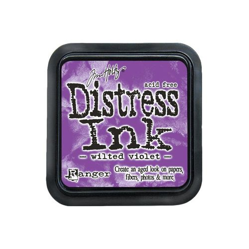Tim Holtz Distress Stempelkissen - Wilted Violet