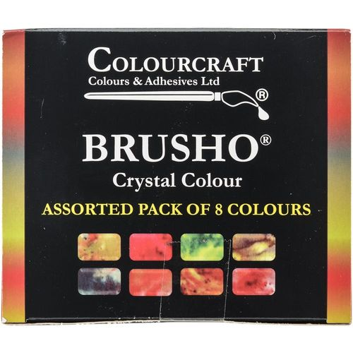 Brusho New Colours Assorted
