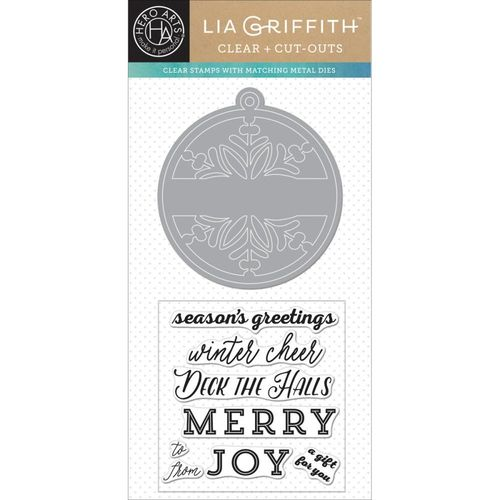 Winter Cheer Tag Set