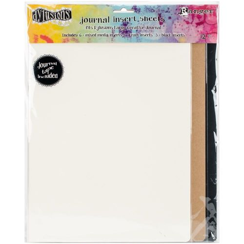Dyan Reaveley's Dylusions Journal Inserts Assortment large