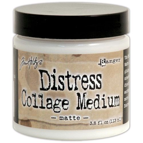 Tim Holtz Distress Collage Medium Matte