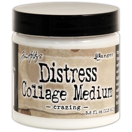 Tim Holtz Distress Collage Medium Crazing