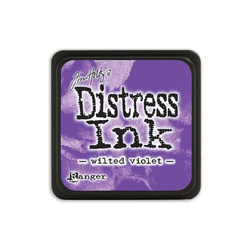 Distress Mini Stempelkissen - Wilted Violet