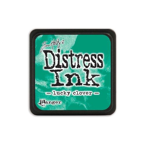Distress Mini Stempelkissen - Lucky Clover