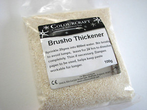 Brusho Thickener - 100 g