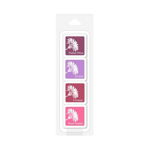 Flower Petal Bold Ink Cube Pack
