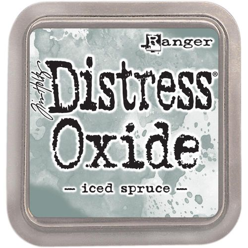 Tim Holtz Distress Oxide Pad - Iced Spruce