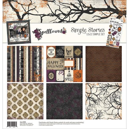 "Spellbound Collection Kit 12"" x 12"""