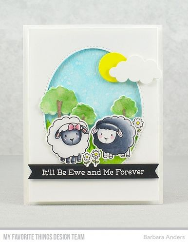 Clear Set - Ewe and Me Forever